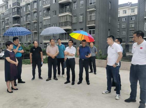 省督导组实地检查汉中市社会足球场地设施建设