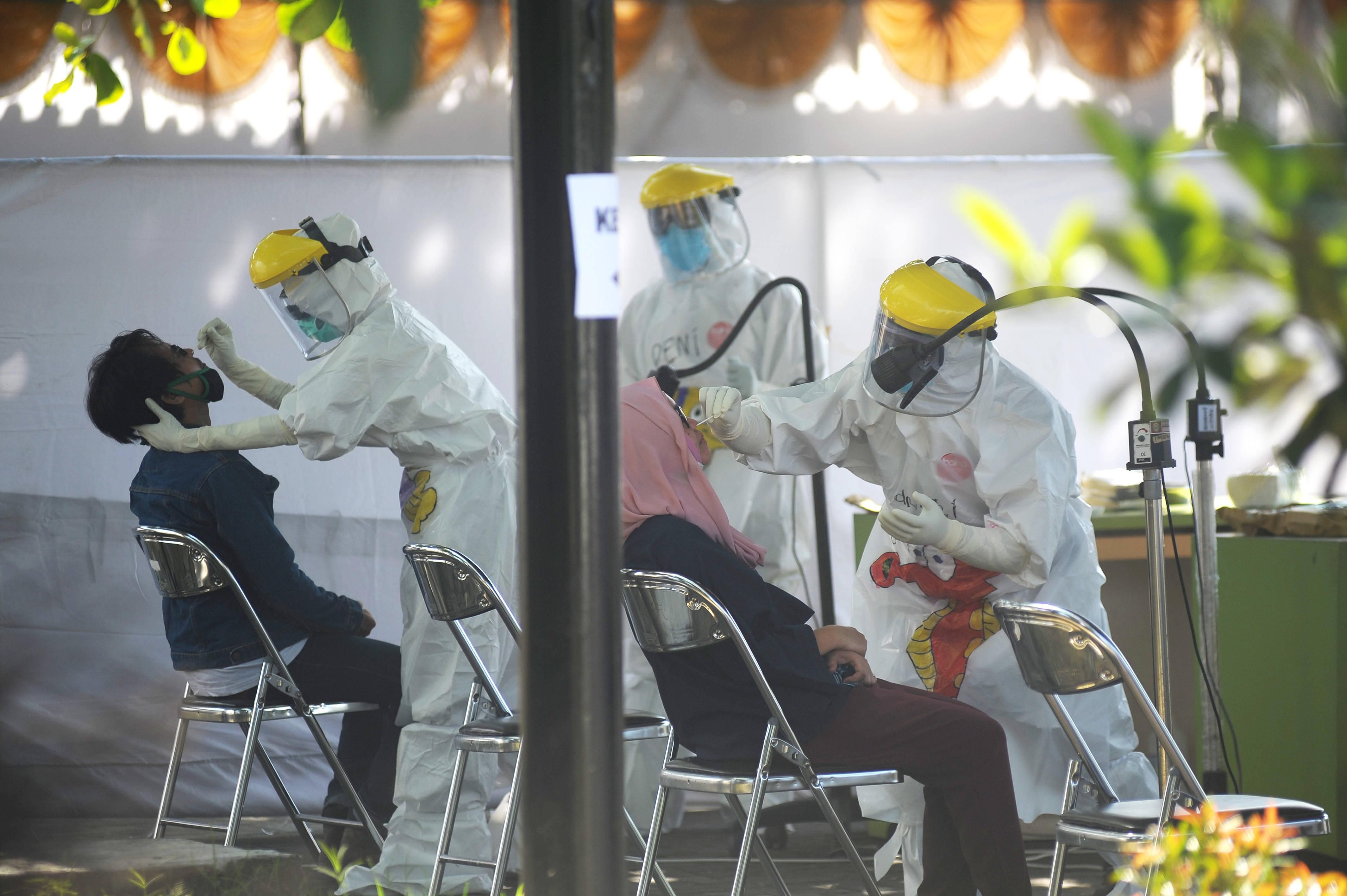 印尼新增新冠确诊病例1051例
