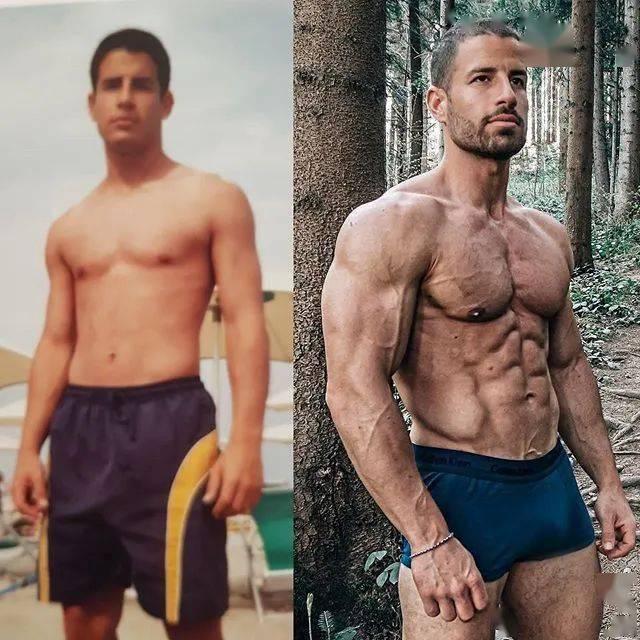 健身12年从未用过任何补剂,一样练出逆天惊人身材! 高级健身 第6张