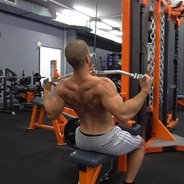健身12年从未用过任何补剂,一样练出逆天惊人身材! 高级健身 第16张