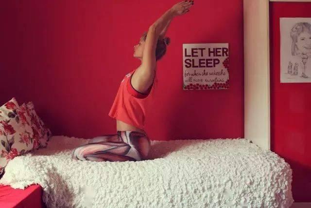 早晨瑜伽6体式,清肠塑形! 初级健身 第7张