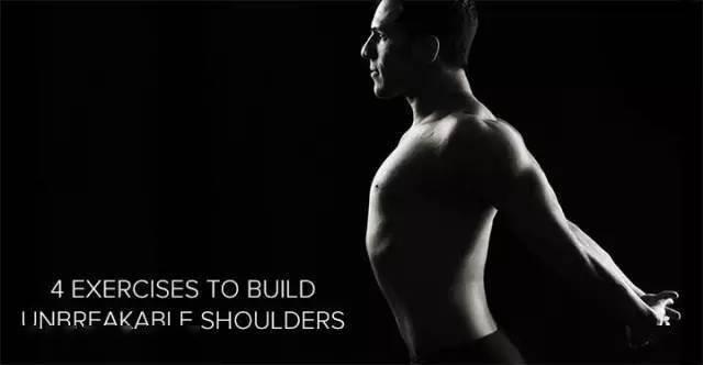 4个练习构建坚不可摧的肩膀——至关重要的部位不可小觑! 4个练习构建坚不可摧的肩膀——至关重要的部位不可小觑! 中级健身