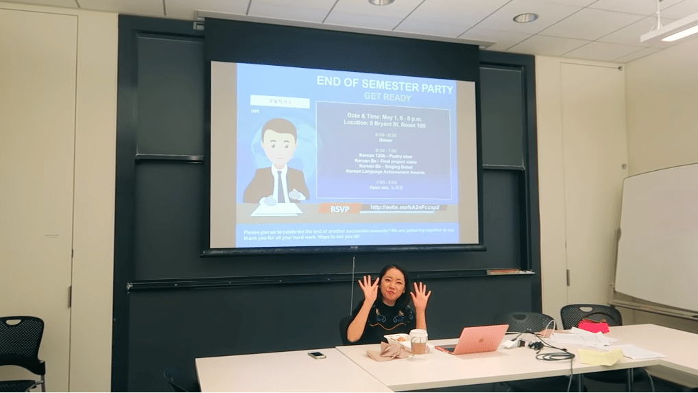 22岁哈佛小仙女学霸日常曝光,让900w网友瑟瑟发抖:终于知道自己差在哪儿了 动作教学 第13张