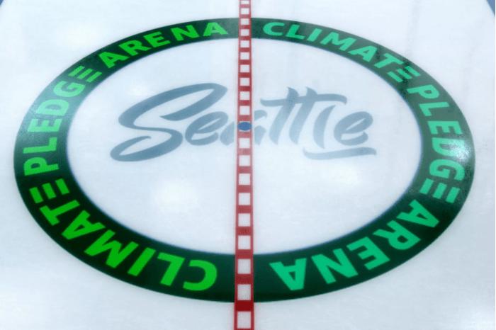 亚马逊宣布将西雅图NHL体育馆重命名为ClimatePledgeArena