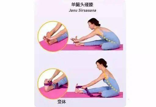初学者一定要知道,这25 个常见瑜伽动作细节必须牢记 减肥窍门 第13张