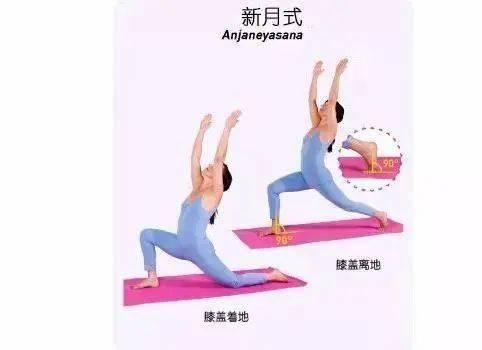 初学者一定要知道,这25 个常见瑜伽动作细节必须牢记 减肥窍门 第11张