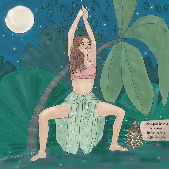 那些年因为练瑜伽而错过的事……_生活 高级健身 第3张