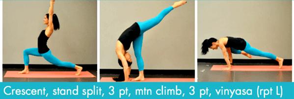 经络不通代谢慢?这套流瑜伽序列舒展全身,越练越年轻! 减肥窍门 第7张