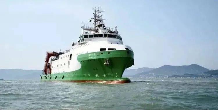 """""""探索二号""""船三亚正式入列中国深海科考再添利器"""