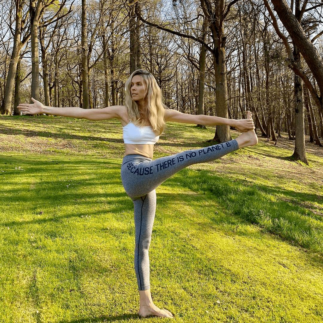 站立单腿站立平衡体式,这8个体式你能完成几个? 初级健身 第6张