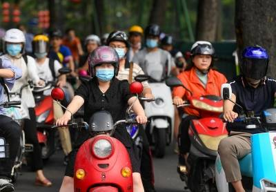 7月1日起严查不戴盔行为 南京主城区处罚771人