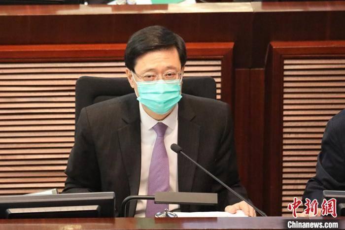 """香港保安局局长:警队国安处必要时可动用""""飞虎队"""""""