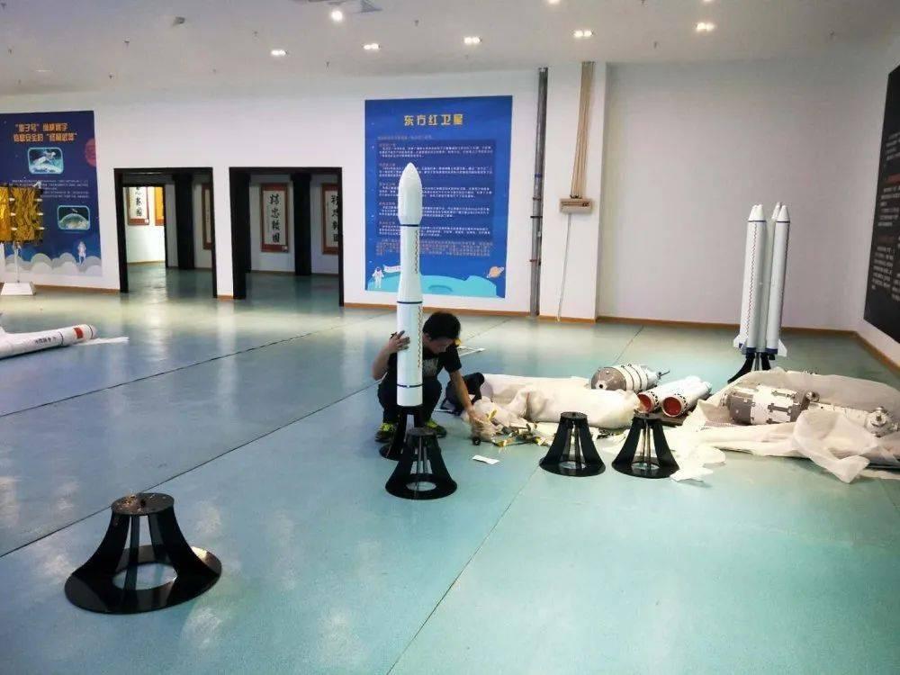 决胜天空展--中国航天精神暨新时代航天成就展正在举办 问鼎苍穹ios