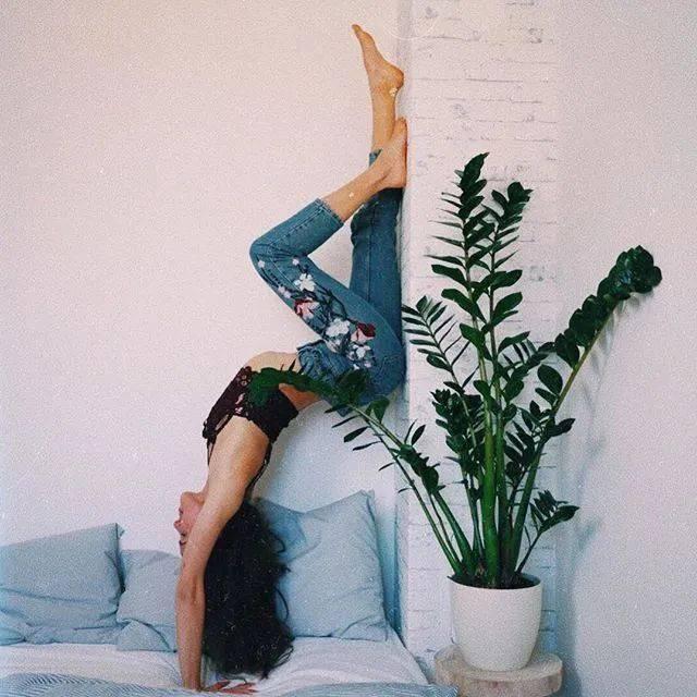 为什么建议女性坚持练习瑜伽,看完你就懂了!_姑娘