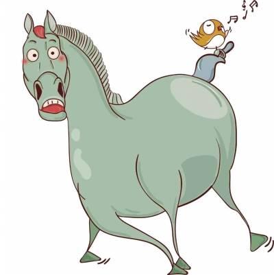 这是神马?甘肃省博物馆铜奔马系列表情包上线