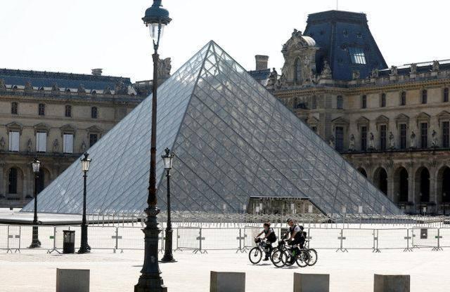 法国卢浮宫重新开放,疫情期间损失超4000万欧元_法国新闻_法国中文网