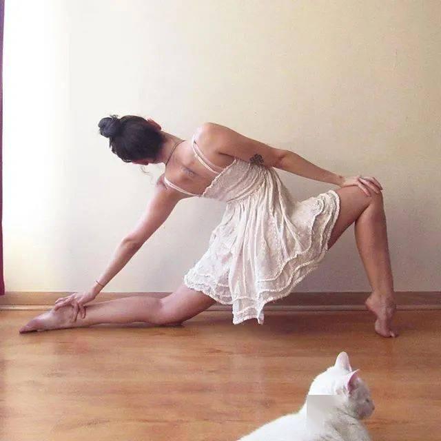 坚持练瑜伽,有哪些意想不到的好处?_生活