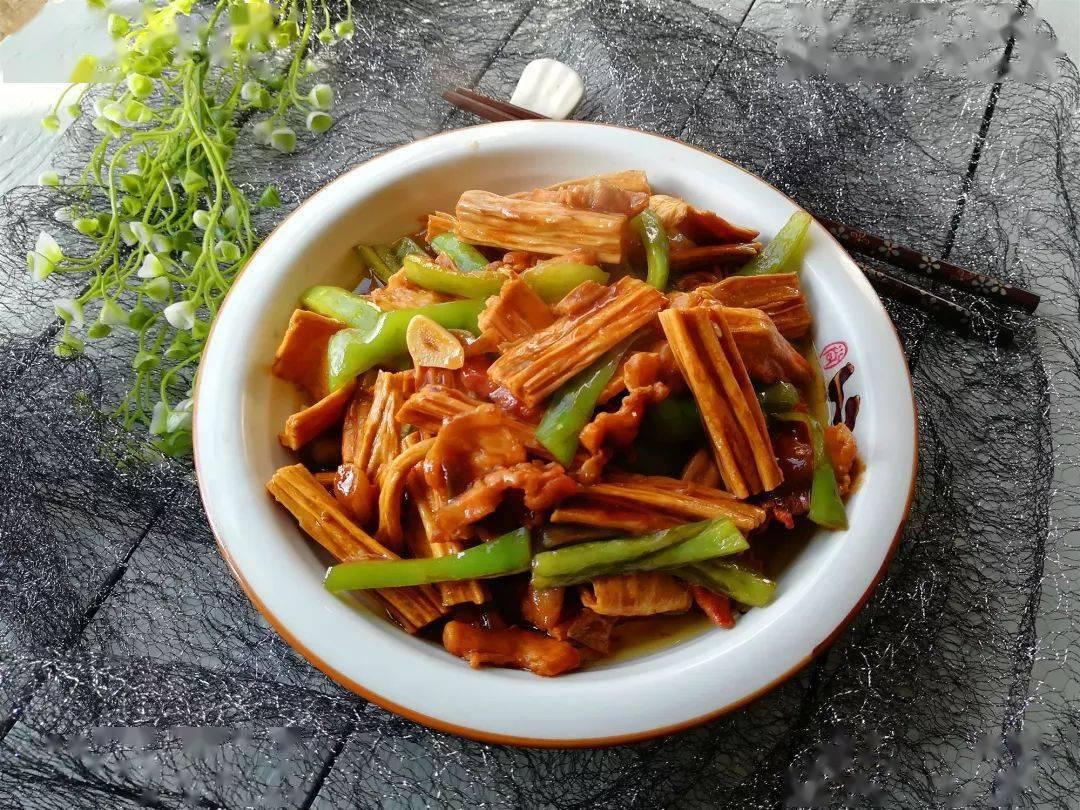 豆制品营养丰富 教你一种美味可口的吃法