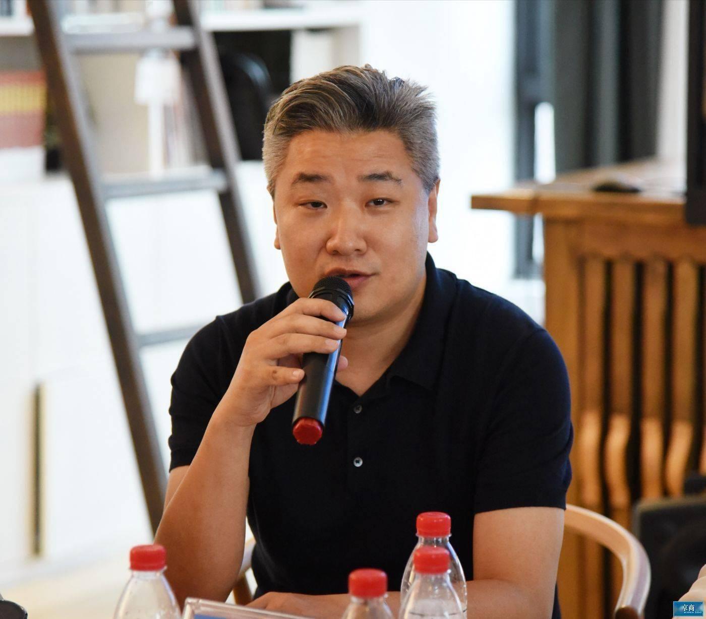 姜立 生活之家的副总裁兼艾毅之家的总经理:整体结构的软装拥抱在线流量