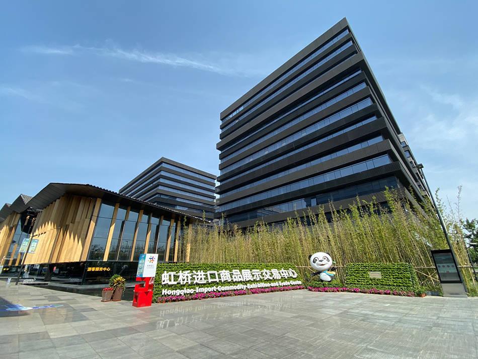 铁路私有化上海虹桥品汇二期A栋已开建,
