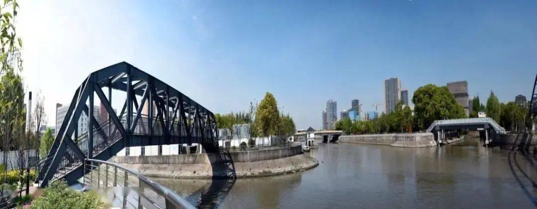闵行区滨水生态廊道建设(图9)