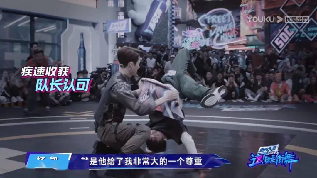 """""""自律狂魔""""王嘉尔减重31斤,《这就是街舞》大秀身材,炸翻舞台"""