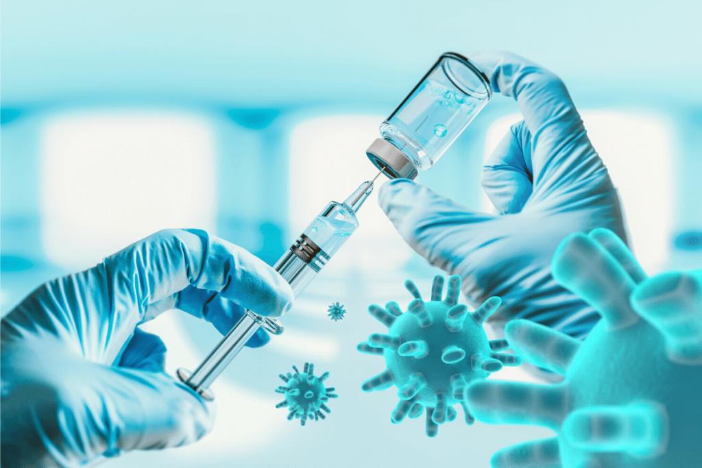 """新冠疫苗接力赛的另一场""""战斗"""":如何打造完整且稳定的供应链?"""