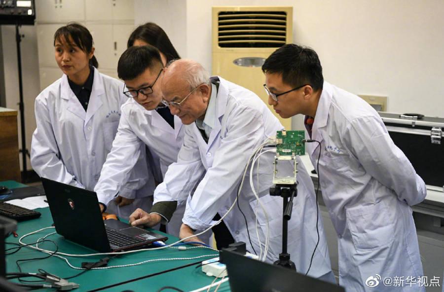 刘永坦将国家最高科学技术奖800万元奖金全部捐出