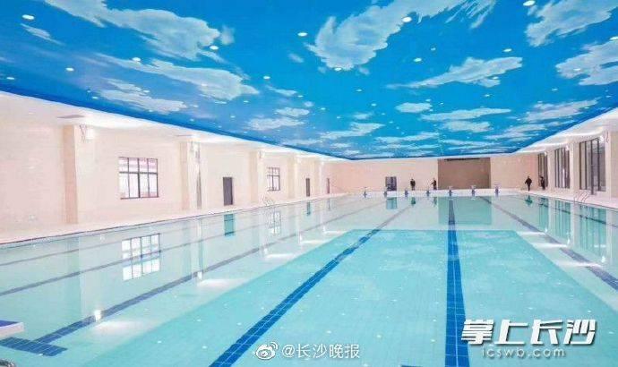 游泳课纳入必修课 长沙这所中学9月起实施!