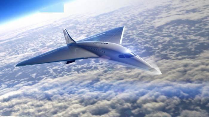 维珍银河的客机将以三倍音速飞行  span class=