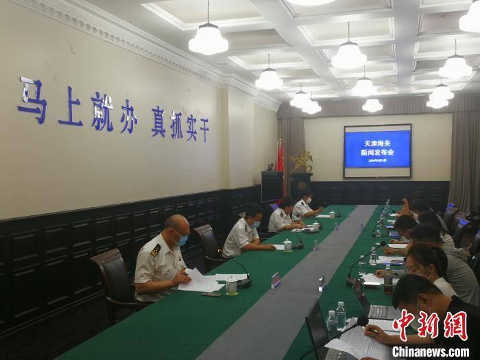 天津海关今年已检出不合格商品4800余批涉及货值214亿元
