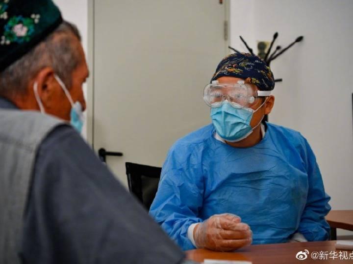 新疆(含兵团)新增确诊病例27例 无症状感染者12例