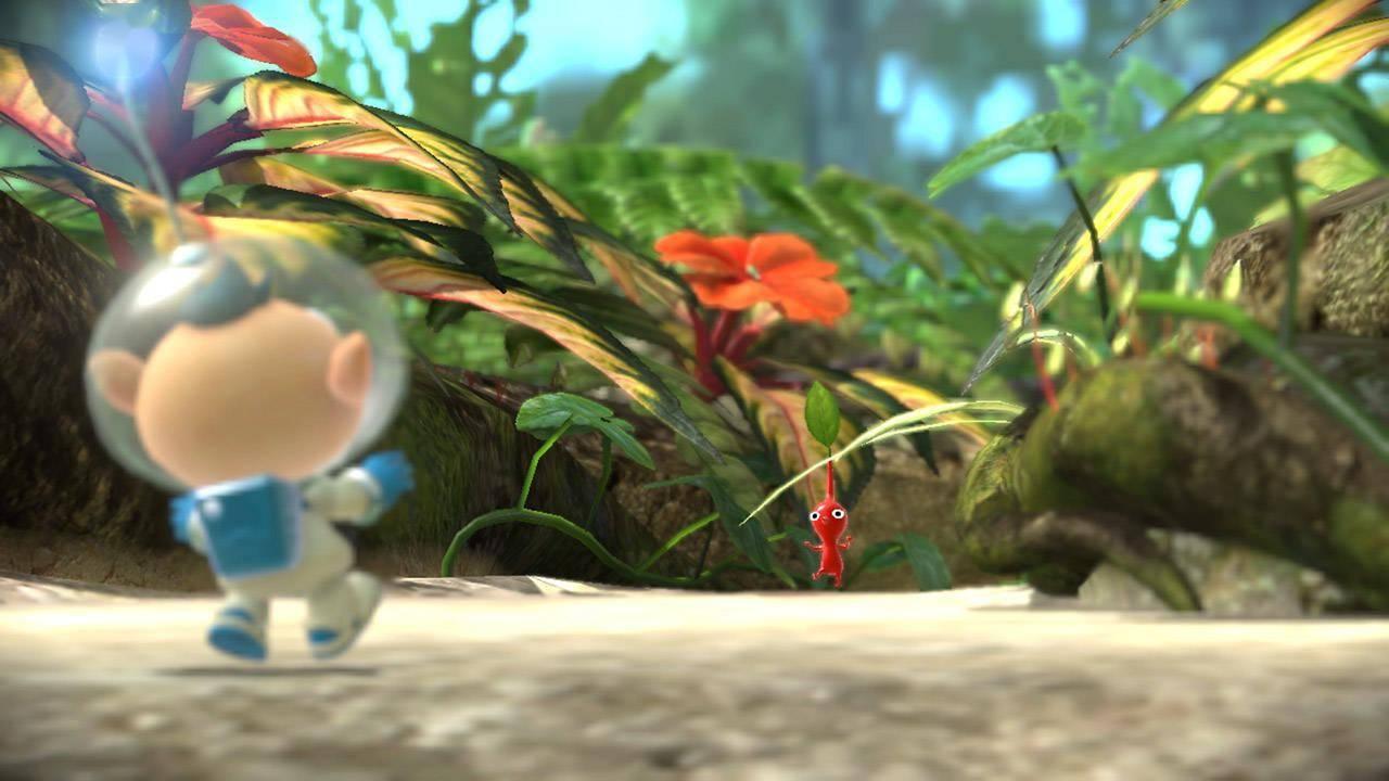 《皮克敏3︰豪華版》將登陸NS︰屬Wii U增強版