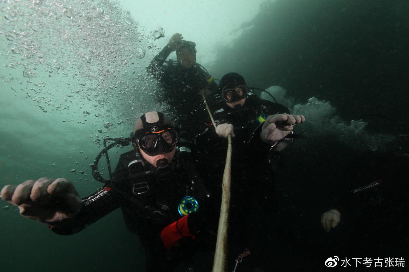"""中国水下考古事业,是被一个英国人给""""逼""""出来的_中欧新闻_欧洲中文网"""
