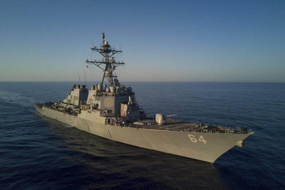 """英国BAE系统公司将为美海军改造两艘""""阿利-伯克""""驱逐舰该型舰具备多种作战能力_中欧新闻_欧洲中文网"""