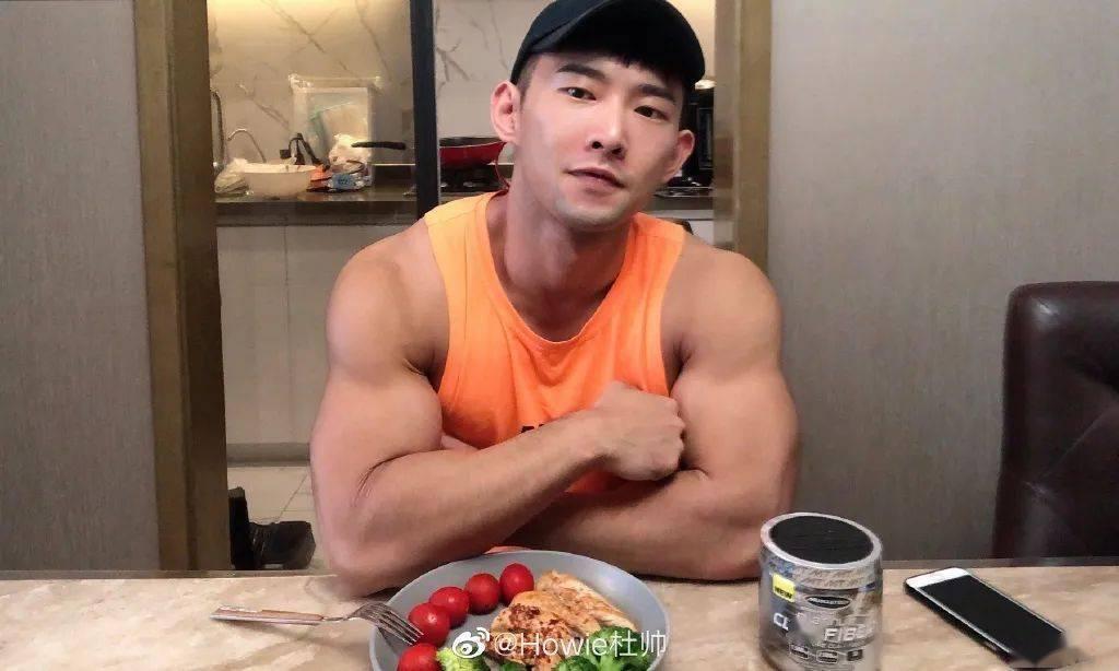 正太脸金刚身!杭州小哥因胸毛走红,这个肌肉什么水平?插图(35)