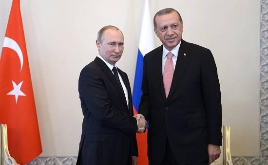 普京与埃尔多安通话,讨论利比亚和叙利亚局势