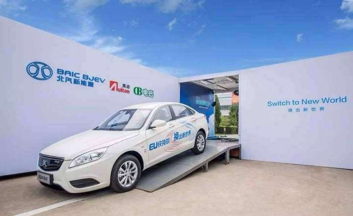 EV晨报|国内首个电力交换标准已审核;欧洲电动车销量超过中国;吉利明年将推出电动汽车架构