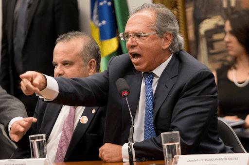 """巴西经济部长怒批参议院:现在涨公务员薪资是""""反国家罪行"""";总统认为600雷亚尔的援助金""""过于沉重"""",但200雷亚尔的金额""""太少"""""""