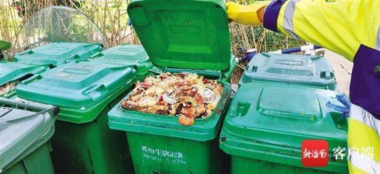 每天收运300吨餐厨垃圾 餐厨垃圾处理厂不堪重负