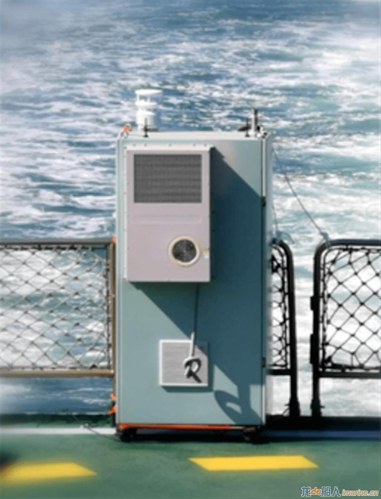 711所成功船气态污染物监测方案