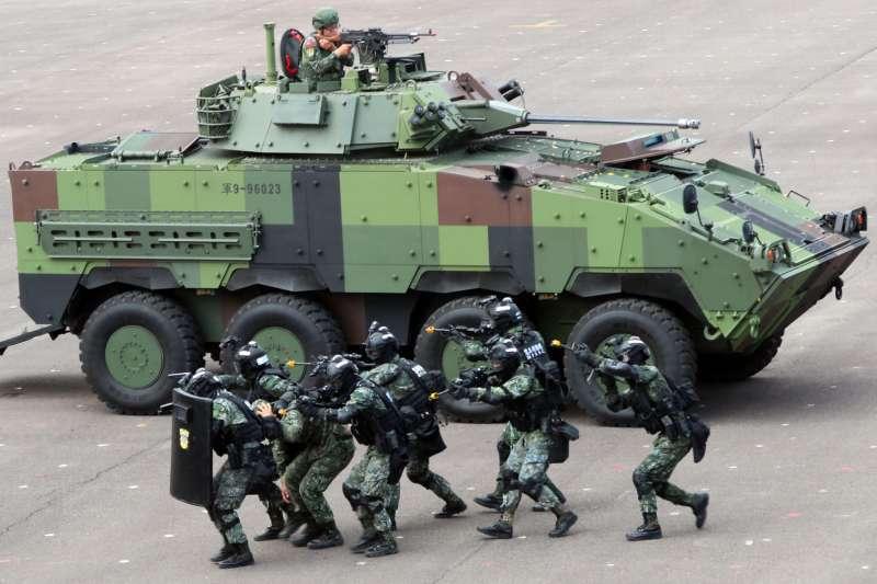 """由于""""强大的火力"""" 台湾军方决定增加生"""