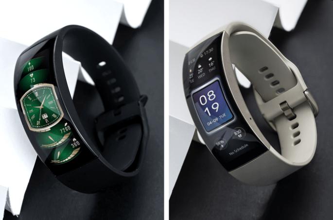 999元!小米有品众筹Amazfit X手表:通往未来的设计