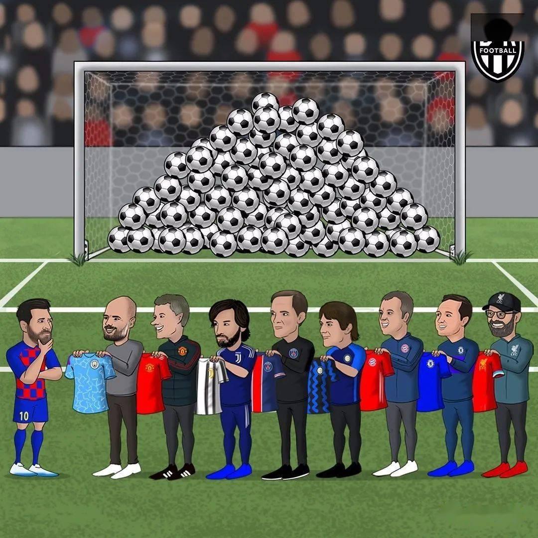 梅西宣布离队,曼联有戏?