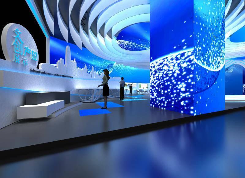 科技含量十足、现代感起范儿!首届中国文旅博览会济南展区带你抢先看