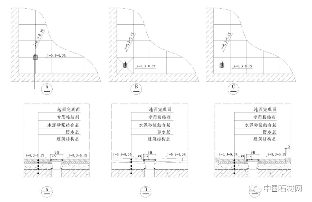 [石艺英华]石材精装修深化设计细节高清地图!快