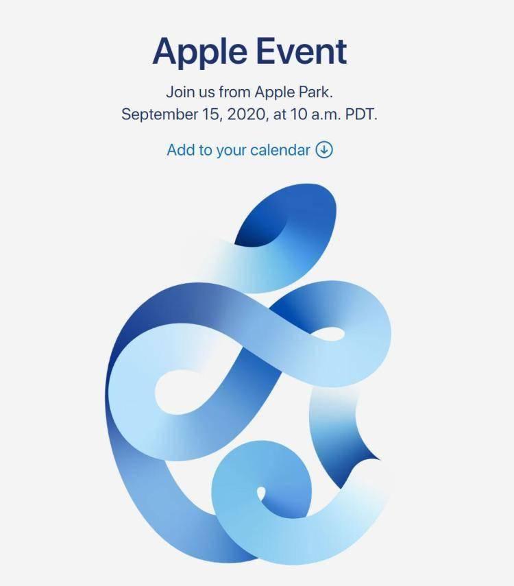 苹果发布会时间确定北京时间9月16日举办