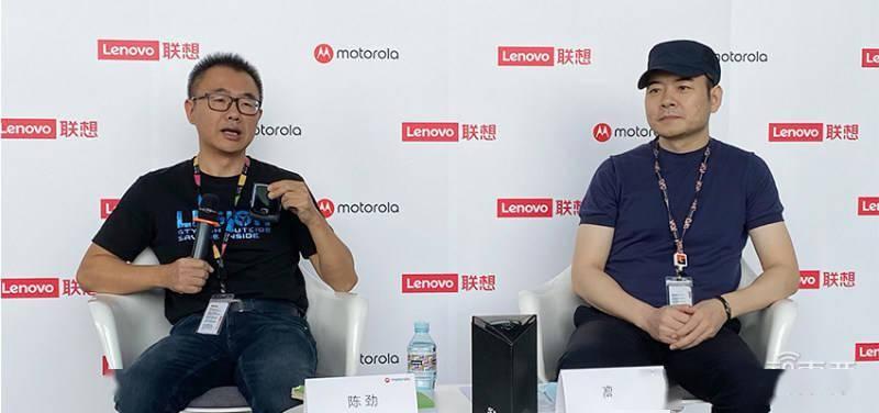 对话moto刀锋新机操盘手:5G折叠屏手机力推中国市场,发力双品牌战略