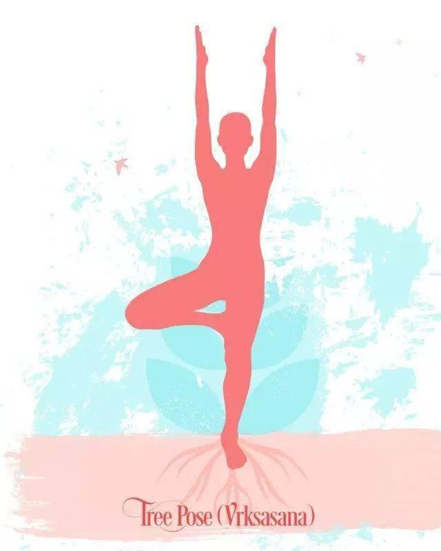 瑜伽单腿平衡体式站不稳?|四个技巧全面提升平衡能力再也不怕单腿站立啦!