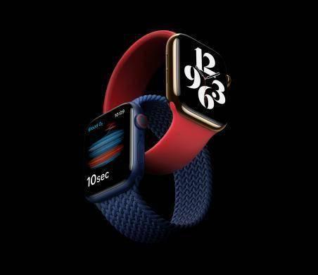 华米科技黄汪点评 Apple Watch S6,预告新品同样支持血氧功能